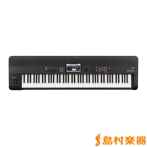 KORG KROME-88 シンセサイザー 88鍵盤 【コルグ KROME88】
