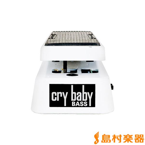 JimDunlop 105Q CryBabyBassWah コンパクトエフェクター 【ジムダンロップ】