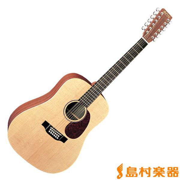 Martin D12X1AE 12弦エレアコギター 【X Series】 【マーチン】