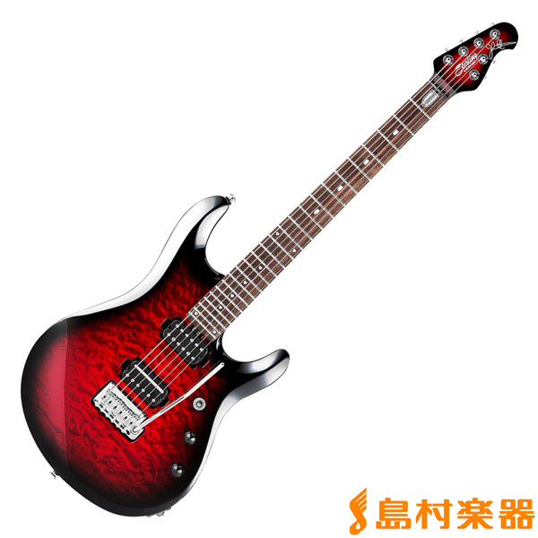 STERLING by Musicman JP100D RRB ジョン・ペトルーシ・シグネイチャー・ギター 【スターリン】