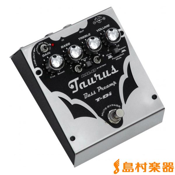 Taurus T-Di ベースプリアンプ 【タウラス TDi】
