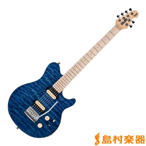 STERLING by Musicman AX3 TBL S.U.B. Series アクシス・タイプ エレキギター 【スターリン】, FABRICS:0e26cffa --- lensbaby.jp