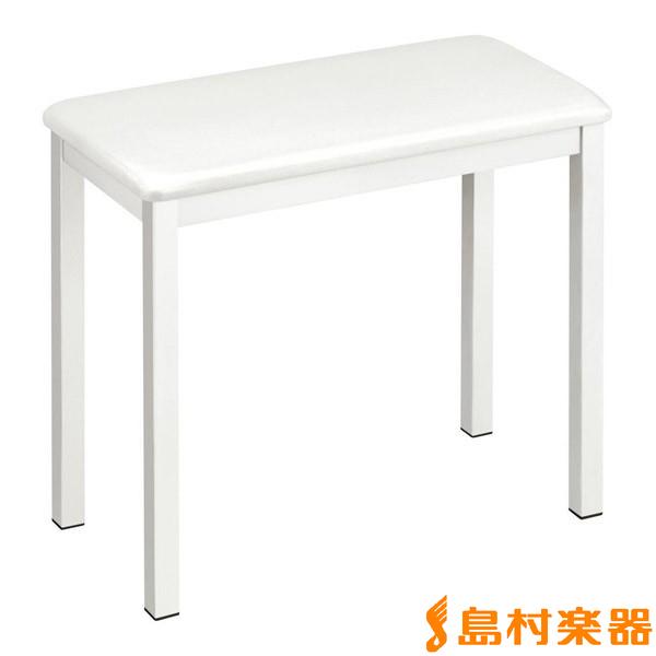CASIO CB7WE ピアノ椅子 【カシオ CB-7WE 椅子/いす/イス 白】