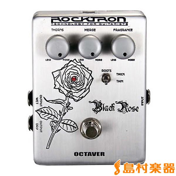 ROCKTRON RT1977/BLACK ROSE エフェクター 【オクターバー】 【ロックトロン】