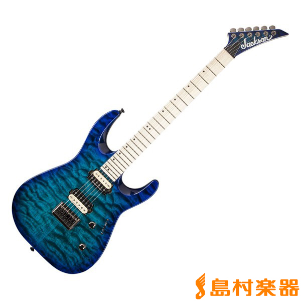 Jackson DK2MQHT CHLORINE BURST エレキギター 【ディンキー・シェイプ】 【Pro Series】 【ジャクソン】