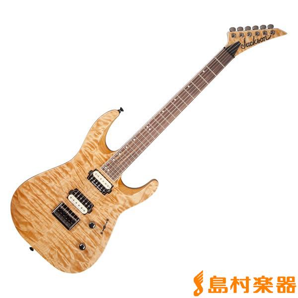 Jackson DK2QHT NATURAL エレキギター 【ディンキー・シェイプ】 【Pro Series】 【ジャクソン】