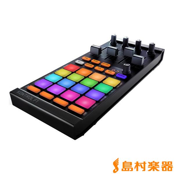 Native Instruments(NI) TRAKTOR KONTROL F1 DJ コントローラー 【ネイティブインストゥルメンツ】