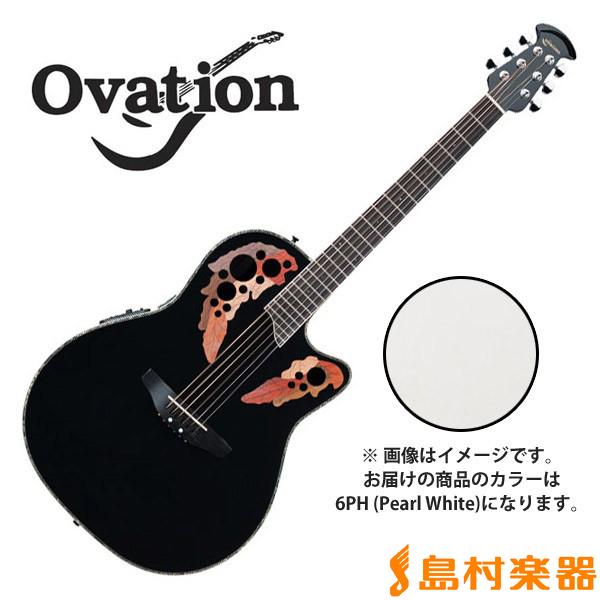 Ovation Celebrity CC44 6PH Mid Depth エレアコギター 【オベーション セレブリティ】