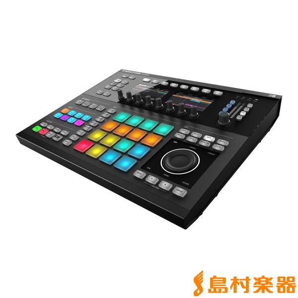 Native Instruments(NI) MASCHINE STUDIO Black 音楽制作システム 【ネイティブインストゥルメンツ】【国内正規品】