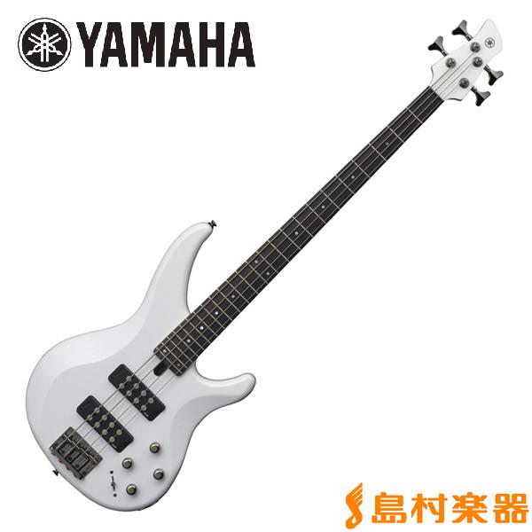 YAMAHA TRBX304 White ベース 【ヤマハ】