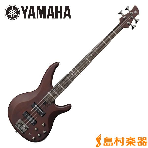 YAMAHA TRBX504 Translucent Brown ベース 【ヤマハ】