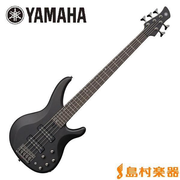 YAMAHA TRBX505 Translucent Black 5弦ベース 【ヤマハ】