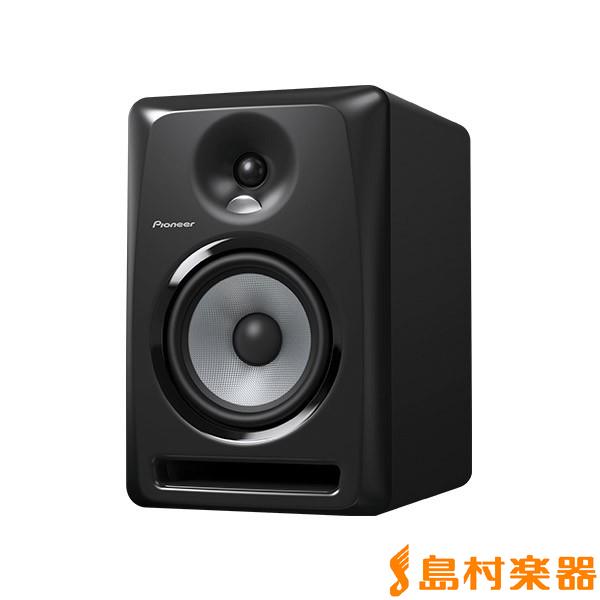 Pioneer DJ S-DJ60X パワードモニタースピーカー 1台 【パイオニア SDJ60X】