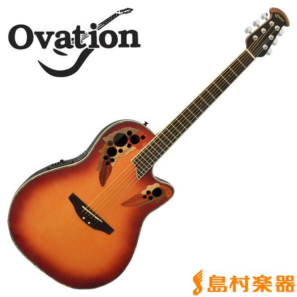 Ovation Celebrity CC48 HB Super Shallow エレアコギター 【オベーション セレブリティ】
