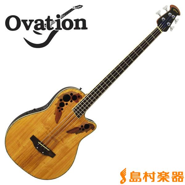 Ovation Celebrity CC4474 FKOA Mid Depth エレアコベース 【オベーション セレブリティ】