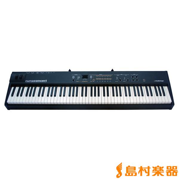 Studiologic Numa Concert ステージピアノ 88鍵盤 【スタジオロジック】