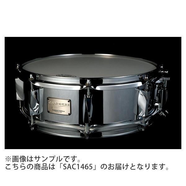 CANOPUS SAC1465 スネアドラム アルミシェル 14×6.5インチ 【島村楽器オリジナルモデル】 【カノウプス】