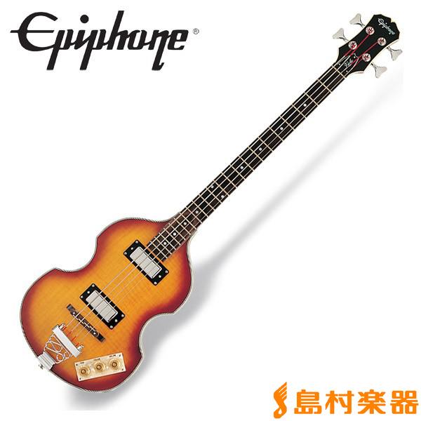 Epiphone Viola Bass Vintage Sunburst バイオリンベース 【エピフォン】