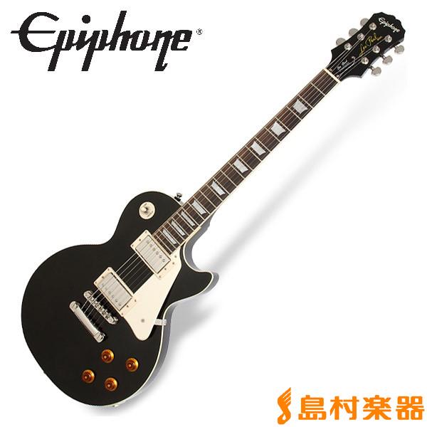 Epiphone Les Paul Standard Ebony レスポール スタンダード エレキギター 【エピフォン】