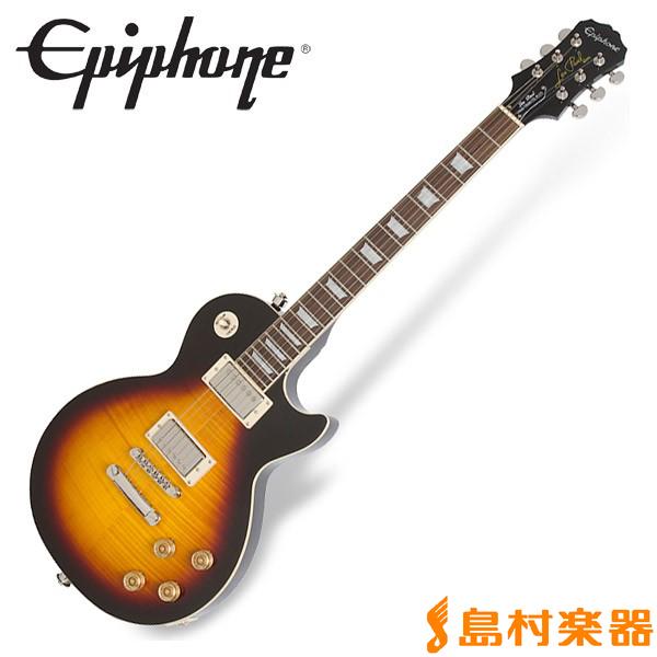 Epiphone Les Paul Tribute Plus Outfit Vintage Sunburst レスポール トリビュート エレキギター 【エピフォン】