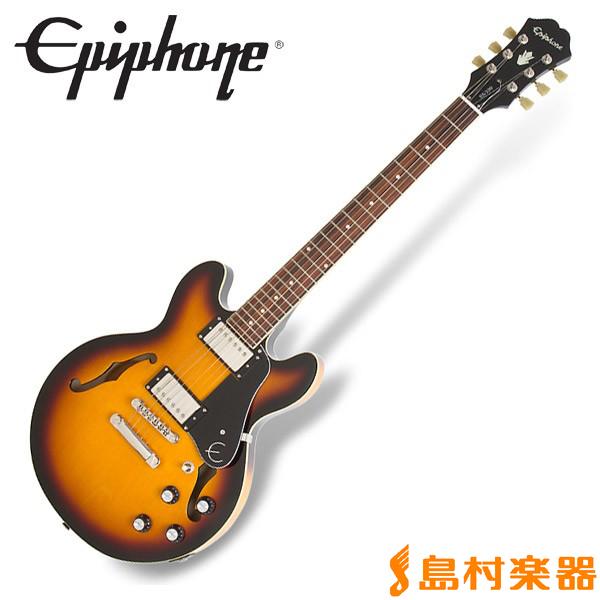 Epiphone ES-339 Pro Vintage Sunburst セミアコ エレキギター 【エピフォン】