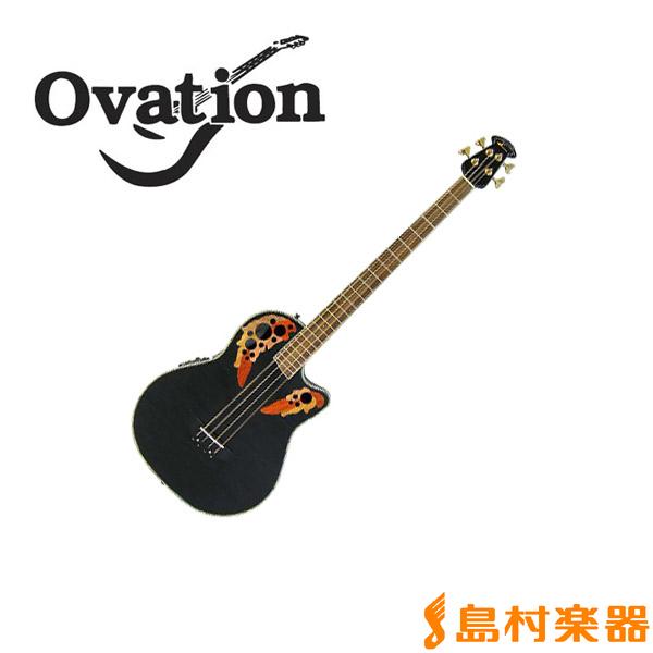 Ovation Celebrity CC4474 5(BLK) Mid Depth エレアコベース 【オベーション セレブリティ】