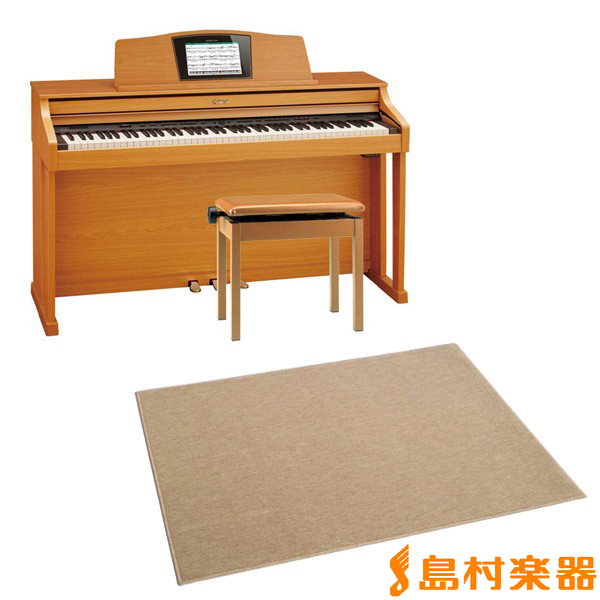 Roland HPi-50e LWS 電子ピアノ 88鍵盤 カーペット(大)セット 【ローランド HPi50e LWS】【配送設置無料・代引き払い不可】【別売り延長保証対応プラン:C】