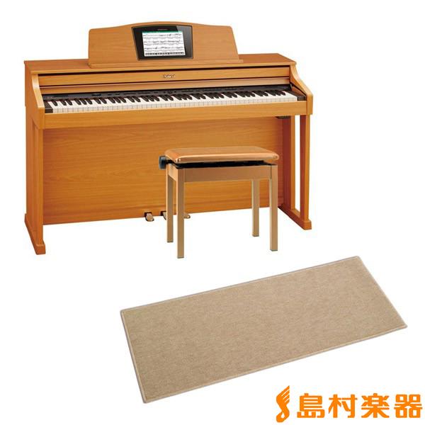 Roland HPi-50e LWS 電子ピアノ 88鍵盤 カーペット(小)セット 【ローランド HPi50e LWS】【配送設置無料・代引き払い不可】【別売り延長保証対応プラン:C】