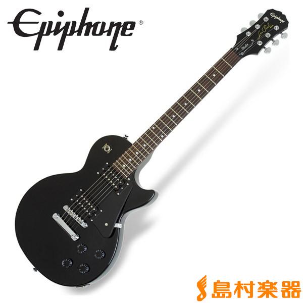 Epiphone Les Paul Studio Ebony レスポール スタジオ エレキギター 【エピフォン】
