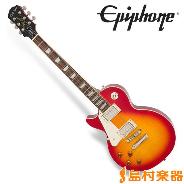 Epiphone Les Paul Standard PlusTop PRO Left Handed Heritage Cherry Sunburst レスポール スタンダード エレキギター 【左利き】【レフトハンド】 【エピフォン】