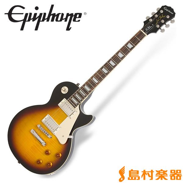 Epiphone Les Paul Standard PlusTop PRO Vintage Sunburst レスポール スタンダード エレキギター 【エピフォン】