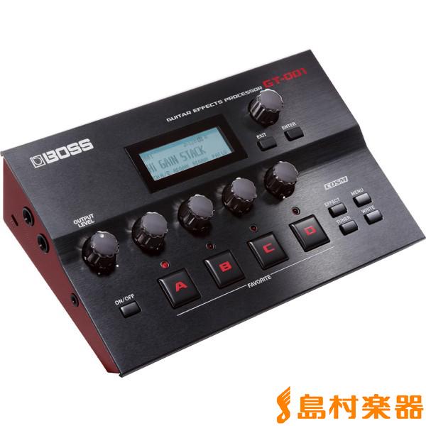 BOSS GT-001 マルチエフェクター デスクトップ型 【ボス GT001】
