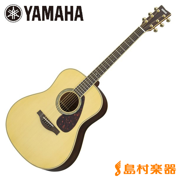 YAMAHA LL6 ARE NT エレアコギター 【ヤマハ】