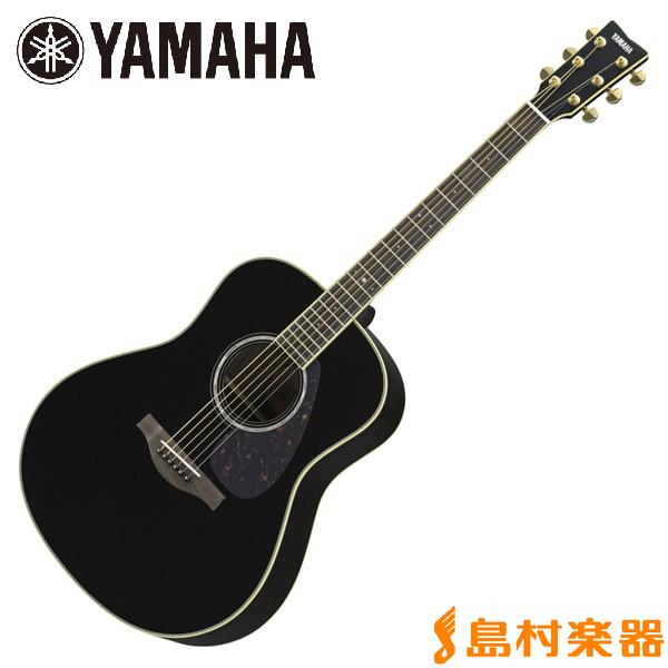 YAMAHA LL6 ARE BL エレアコギター 【ヤマハ】