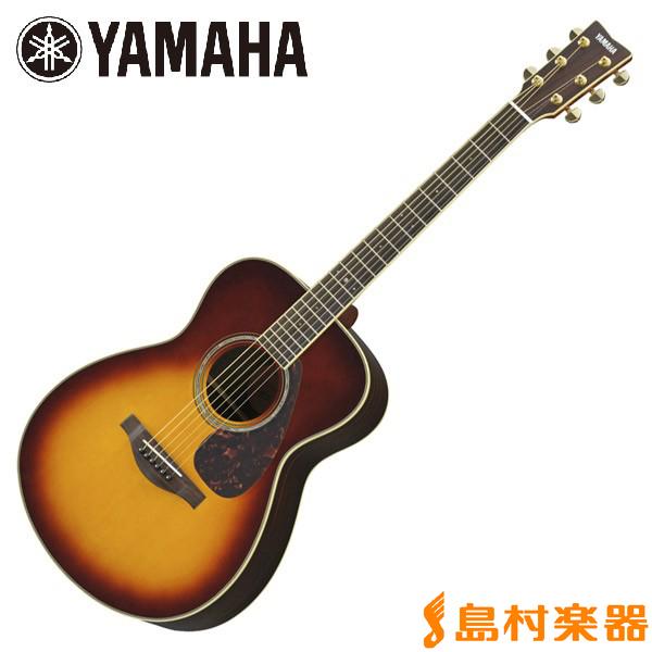 YAMAHA LS6 ARE BS エレアコギター 【ヤマハ】