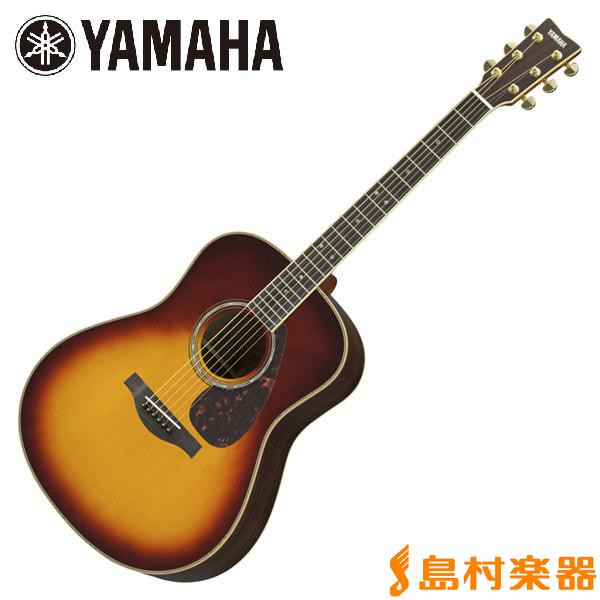 YAMAHALL16AREBSエレアコギター【ヤマハ】
