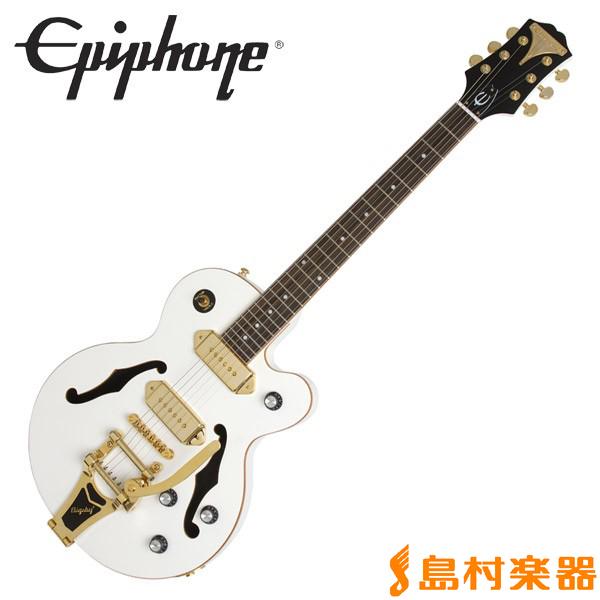 Epiphone Wildkat Royale Pearl White ワイルドキャット エレキギター 【エピフォン】