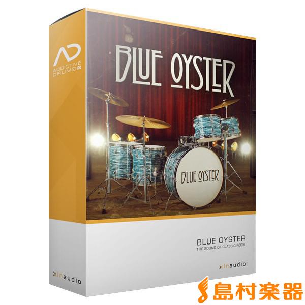 XLN Audio AddictiveDrums 2 ( AD2 ) Blue Oyster ADpak プラグインソフト ドラム音源 【XLNオーディオ】【国内正規品】