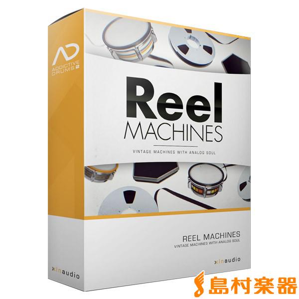 XLN Audio AddictiveDrums XLN 2 ADpak ( AD2 ) Reel Machines Audio ADpak プラグインソフト ドラム音源【XLNオーディオ】【国内正規品】, TANI INTERNATIONAL STORE:3a82208c --- officewill.xsrv.jp