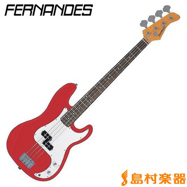 FERNANDES RPB-360 2013 Red プレシジョンベース 【フェルナンデス RPB360】