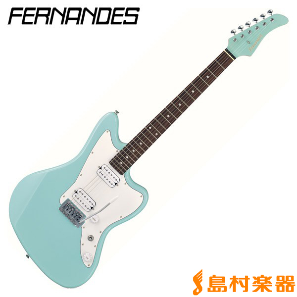 FERNANDES JG-STANDARD 2H SONIC BLUE エレキギター 【フェルナンデス JGSTANDARD2H】