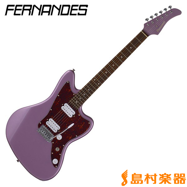 FERNANDES JG-STANDARD 2H BURGUNDY MIST エレキギター 【フェルナンデス JGSTANDARD2H】
