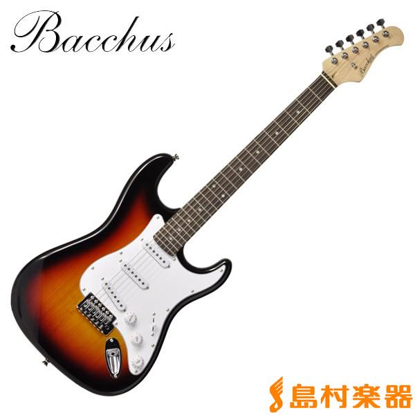 Bacchus BST-1R 3TS ストラトキャスター エレキギター ユニバース シリーズ 【バッカス BST1R】
