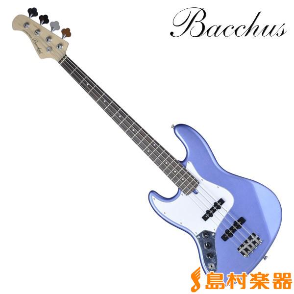Bacchus BJB-1R-LH LPB ジャズベース ユニバース シリーズ 【左利き】【レフトハンド】 【バッカス BJB1RLH】