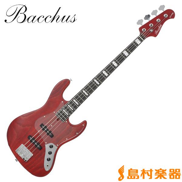 Bacchus WOODLINE DX4/E REDO ジャズベース ハンドメイドシリーズ 【バッカス WOODLINE DX4E】