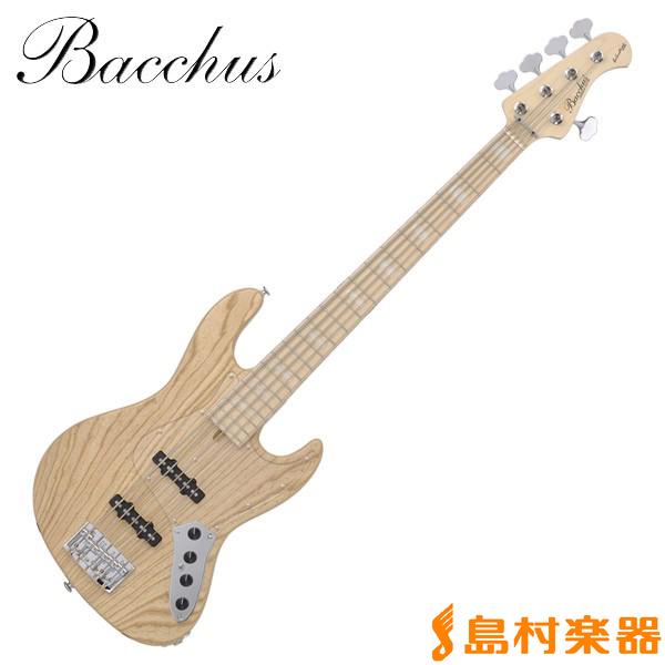 Bacchus WOODLINE DX5-AC/M NAO ジャズベース ハンドメイドシリーズ 【5弦】 【バッカス WOODLINE DX5ACM】