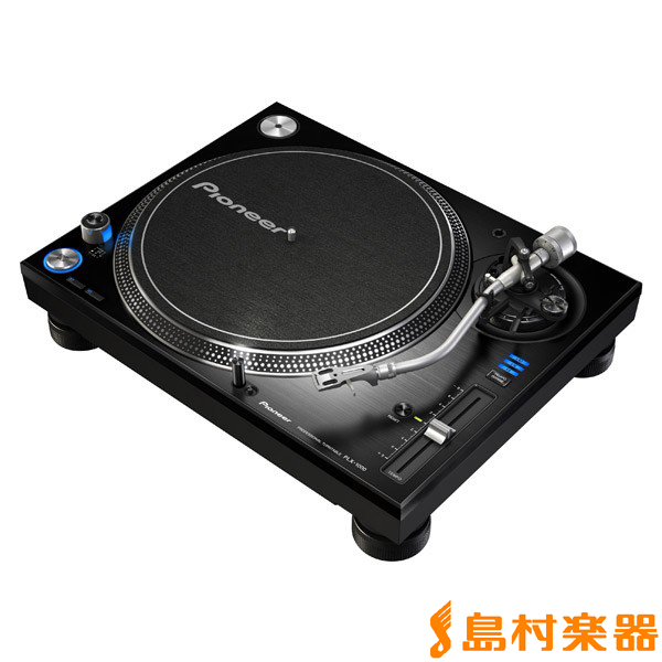Pioneer DJ PLX-1000 ターンテーブル 【パイオニア PLX1000】