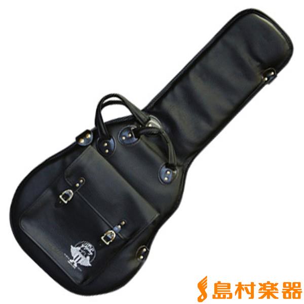 Gig Bag SZ-G BLACK ソフトケース エレキギター用 【ギグバック SZG】