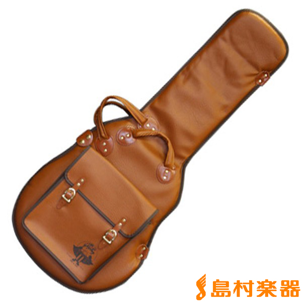 Gig Bag SZ-G BROWN ソフトケース エレキギター用 【ギグバック SZG】