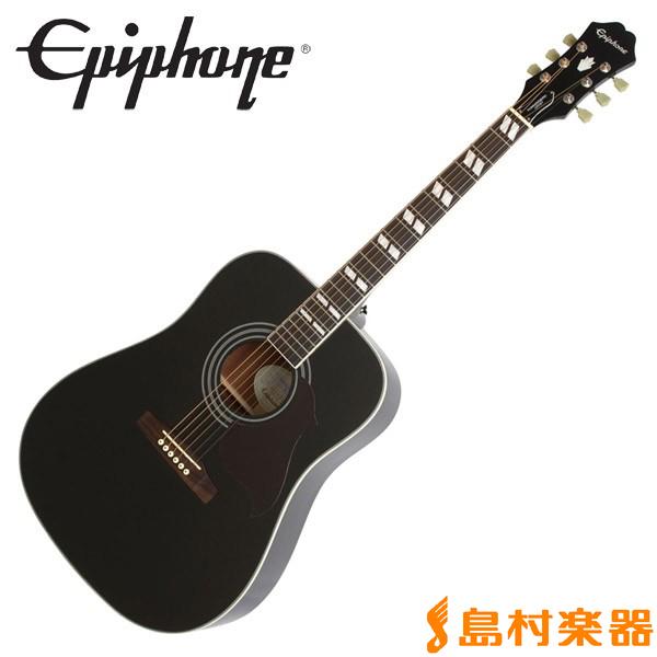 Epiphone Limited Edition Hammingbird Artist Ebony ハミングバード アコースティックギター【フォークギター】 【エピフォン】